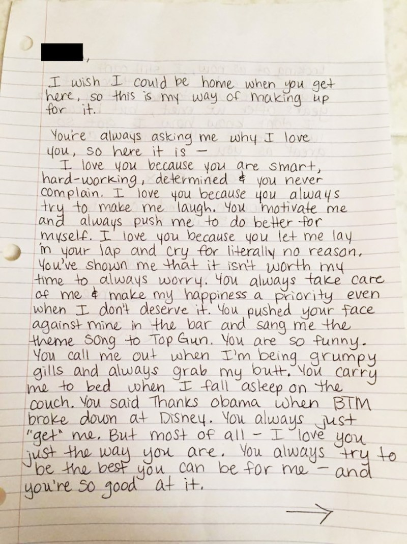 a letter to my boyfriend how to write a letter in high school howsto co 1067