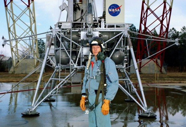 Photos of Neil Armstrong Doing Cool Stuff on Earth ...