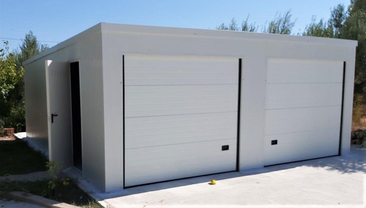 Instalación de Garaje Prefabricado en Cataluña