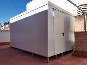 Instalación de Cuartos Trasteros en Murcia