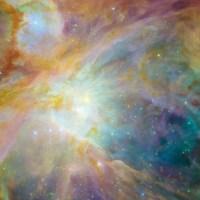 Sí: de noche los gatos son pardos y la nebulosa de Orión también