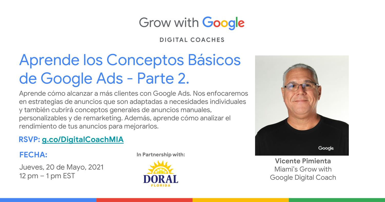 Estrategias para llegar a tu público con Google Ads