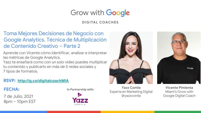 Mejorar tu negocio usando las Analíticas de Google