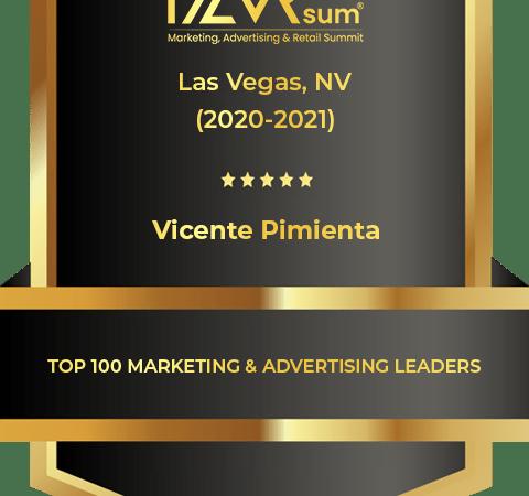 Top 100 Marketing & Advertising Leaders