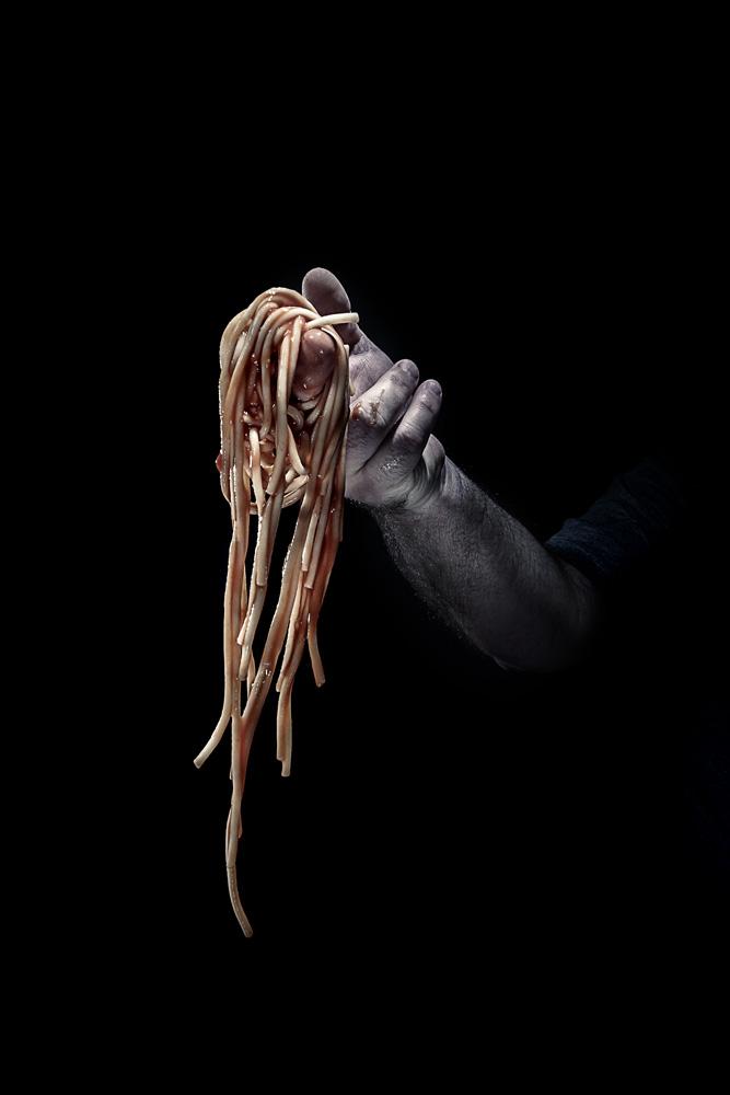 portrait photography black soul