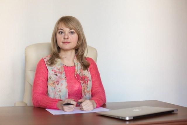 Юрист Всеукраїнського благодійного фонду «Горєніє» Світлана Гаврилюк