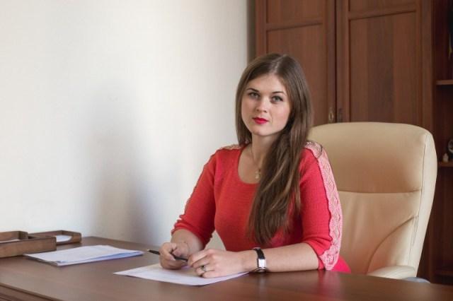 Юрист Всеукраїнського благодійного фонду «Горєніє» Яна Піявська