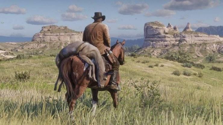 Red Dead Redemption 2 leva as consoles atuais ao limite