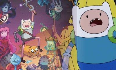 A exibição dos episódios de Adventure Time: Distant Lands ocorre em 2020, pelo serviço de streaming HBO Max. Podemos conferir a descrição de cada episódio.