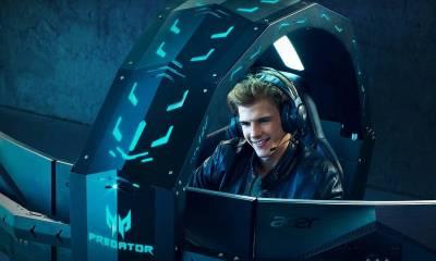 Cadeira Predator da Acer