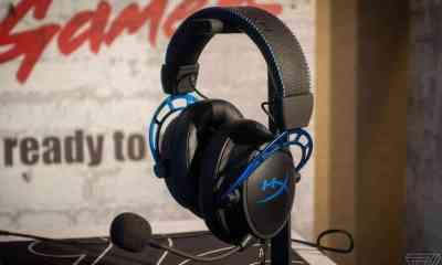 Com um áudio Surround Virtual 7.1, o novo headset da HyperX promete ter uma ótima qualidade e grande conforto.