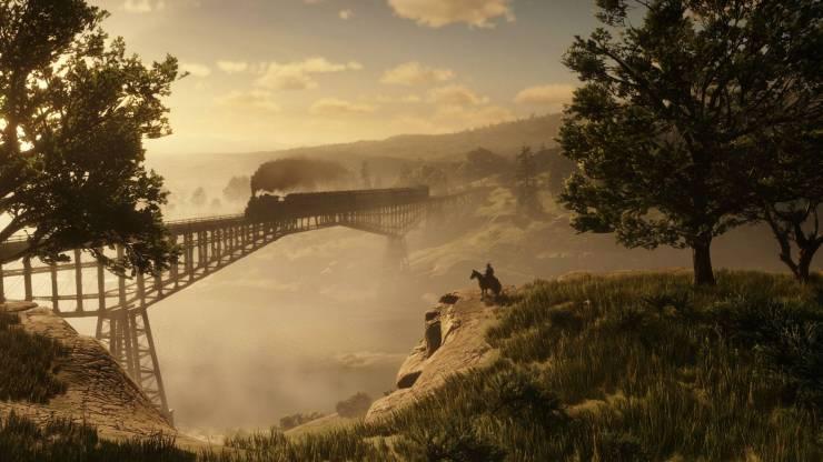 Red Dead Redemption 2 leva a atual geração ao limite.