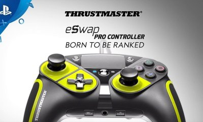 Thrustmaster Pro Controller