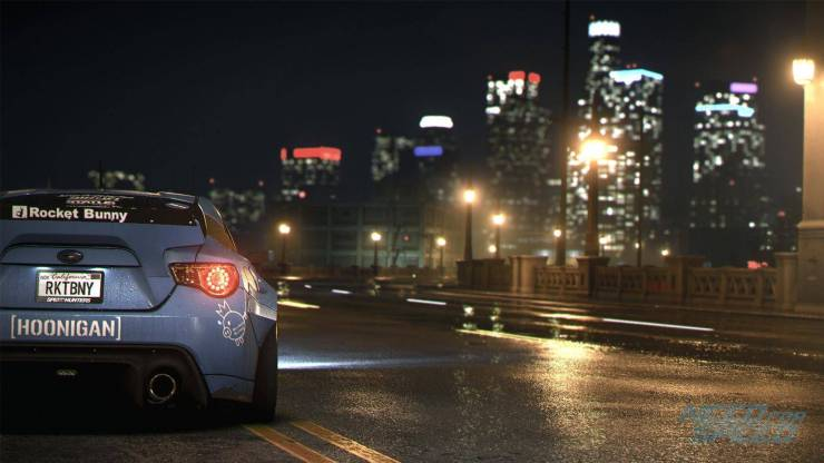 Need For Speed foi lançado a  3 de novembro de 2015. Será que pode vir para a PlayStation Plus de dezembro?