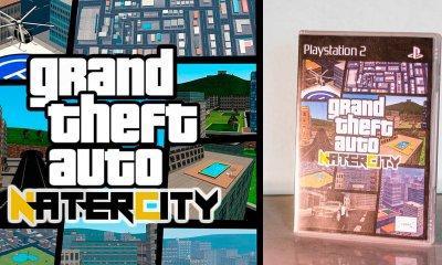 A inspiração para GTA Nater City foi o Grand Theft Auto San Andreas, onde Luan jogava e ficava com vontade de criar um mapa da sua cidade.