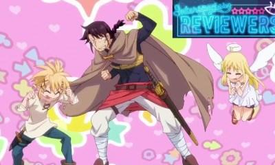 Ishuzoku Reviewers: o mangá acompanha um grupo de homens dando suas opiniões a respeito de quais tipos de garotas são as melhores