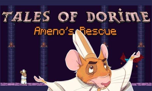 Em Tales of Dorime - Ameno's Rescue, inspirado no meme Dorime Ameno, você controla um rato chamado Dorime que procura o seu amigo Ameno,