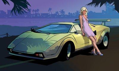 Stephen Bliss, Ex-funcionário da Rockstar Games, publicou recentemente algumas artes criadas por ele com temas inspirados em Vice City.