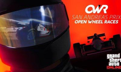 A Rockstar Games adicionou ao GTA Online as aguardadas corridas de formula 1 e ainda dois carros com a mesma temática.
