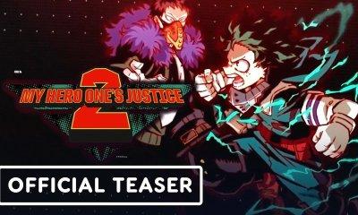 A Bandai Namco partilhou o terceiro trailer de Boku No Hero Academia: One's Justice 2, apresentando os novos personagens jogáveis, e mecânicas de jogo.