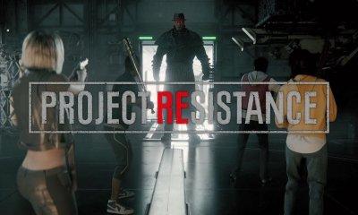 O site oficial do remake de Resident evil 3, lançou uma atualização de 2 novos personagens de seu jogo online intitulado Resident Evil: Resistance.