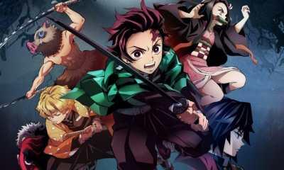 O anime de Kimetsu no Yaiba tem previsão para ganhar seu primeiro grande game para consoles. Com lançamento previsto para 2021.