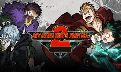 A Bandai Namco lançou hoje o trailer de lançamento de Boku No Hero Academia: One's Justice 2, fazendo as últimas apresentações da estreia.