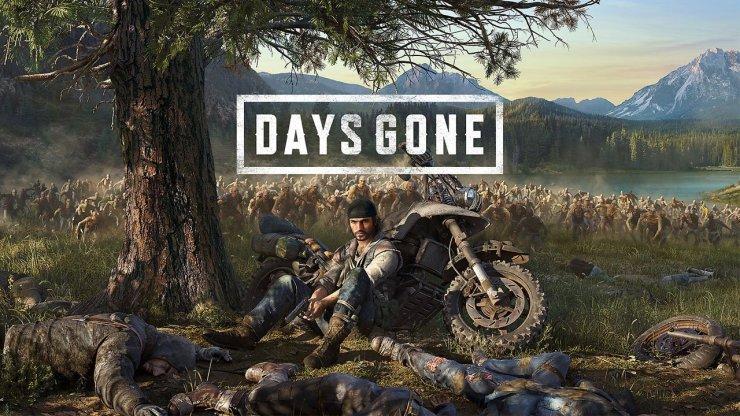 Days Gone foi um dos exclusivos do PlayStation 4.