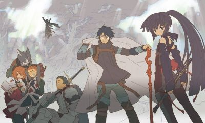 Depois de cinco anos o anime Log Horizon ganha sua terceira temporada intitulada Log Horizon: Destruction of the Round Table.