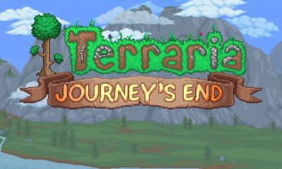 A quarta e última atualização de Terraria, Journey's End, será lançada em 16 de maio.O anúncio feito pela Studio ReLogic. A atualização, além de última, será gratuita.