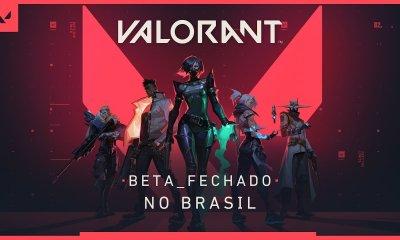 Valorant tem lançamento marcado para o inverno de 2020, mas hoje foram divulgadas informações em relação a closed beta que saira para o Brasil.