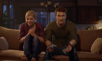 Uncharted 4 A Thief's End e Dirt Rally 2.0