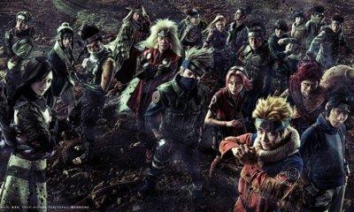 A Lionsgate parece finalmente estar disposta a avançar com a adaptação para filme live-action de Naruto, após varios com o projeto engavetado.