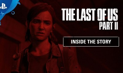 A Naughty Dog divuldou um vídeo chamado 'Inside The Last of Us 2', uma sequência de vídeos focados em diferentes aspectos do jogo.