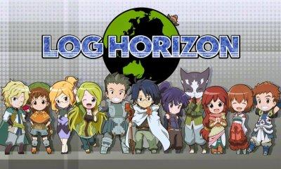 A NHK anunciou que a série anime Log Horizon: Destruction Of the Round Table, a terceira temporada de Log Horizon, será adiada.