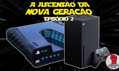 PlayStation 5 vs. Xbox Series X: Quem é Mais Potente? - A Ascensão da Nova Geração, Ep. 2