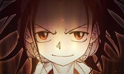 A adaptação para anime da história completa do mangá de Shaman King foi anunciada com estreia para abril de 2021.