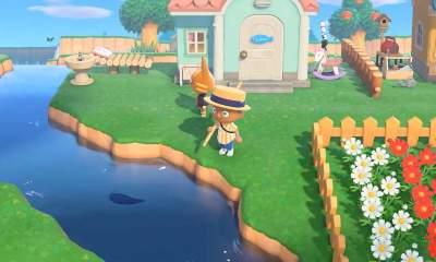 Um jogador de Animal Crossing: New Horizons está compartilhando sua divertida e não muito detalhada recreação do Bairro de Bob Esponja no Reddit.
