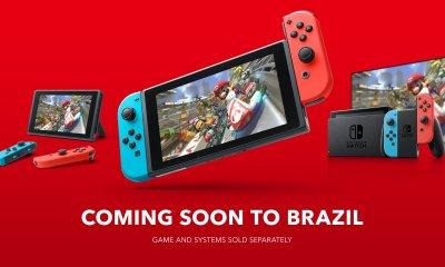 Nintendo Switch no Brasil