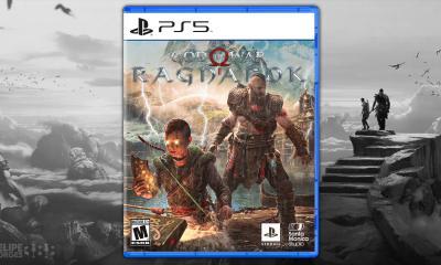 God Of War Ragnarok é um exclusivo da Sony para PlayStation 5 e também existem rumores de que pode chegar ao PS4 em 2021. Foto por: Felipeborges388