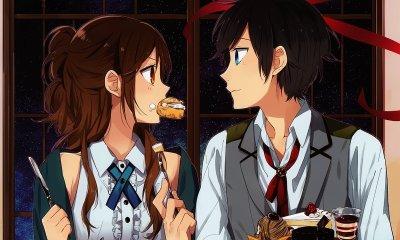 Gangan Comics, editora de propriedade da Square Enix, confirmou recentemente a produção do anime do mangá Horimiya.