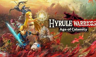 Hyrule Warriors: Age of Calamity, prequel de Breath of the Wild deverá ser lançado em 20 de novembro de 2020 para Nintendo Switch.