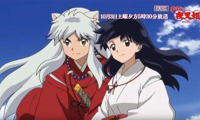 Acaba de ser divulgado o trailer para a estreia de Yashahime: Princess Half-Demon, a continuaçõa e o novo anime de Inuyasha