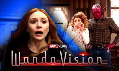 A Marvel acabou de lançar o trailer da sua nova série do Disney+, WandaVision que vai chegar ao serviço de streaming até ao final do ano .