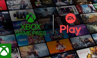 Xbox Game Pass Ultimate e EA Play