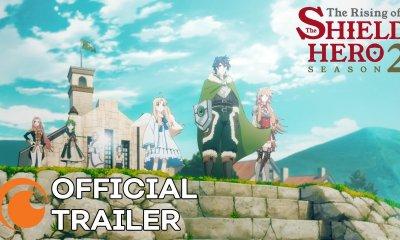 A Crunchyroll Expo 2020 revelou o primeiro trailer e a imagem promocional da segunda temporada do anime Tate no Yuusha no Nariagari.