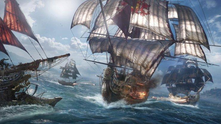Skull & Bones foi anunciado na E3 2017.