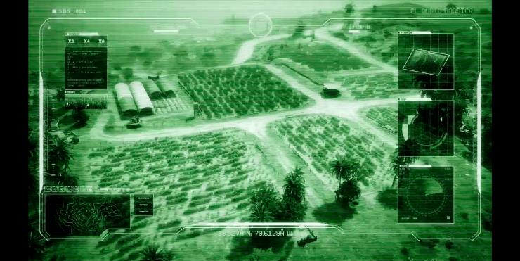 Uma nova fazenda em GTA Online.