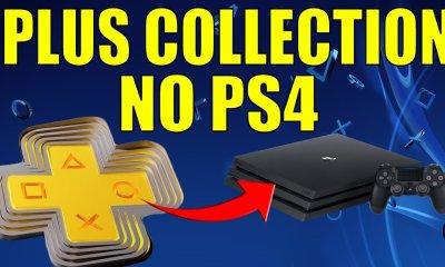 Sim isso mesmo, é possível acessar a nova PS Plus Collection do PlayStation no PS4. Aqui você pode ver como acessar, e como vai funcionar.