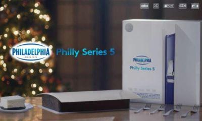 Sem dinheiro para um PlayStation 5? Sem problemas! Você pode fazer a pré-encomenda do novo Philly Series 5 da Philadelphia Cream Cheese.